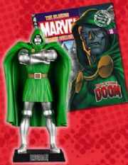 Classic Marvel Figurine Collection #010 Doctor Dr Doom Eaglemoss Publications